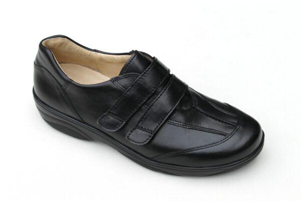 Christian Dietz klittenband zwart Cortina