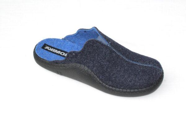 Westland Monaco 17 jeansblauw romika mokasso 17