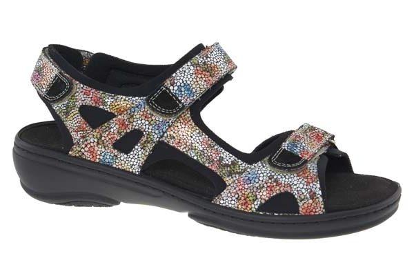 Fidelio sportieve verstelbare sandaal multicolour (multi romance)
