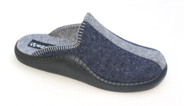 "WP004 Westland slipper ""Monaco"" jeans combi"