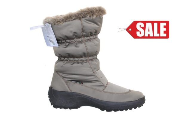 OVD011 Snowboot in taupe