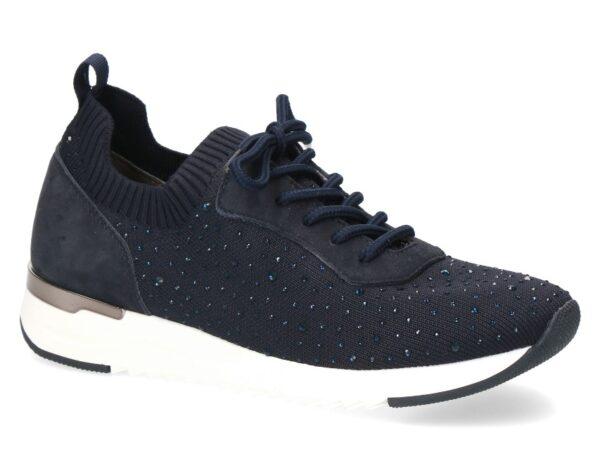 Caprice sneaker blauw stretch art. 009-23703-27-867
